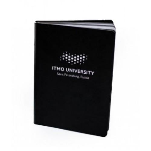 Ежедневник BLACK ITMO University
