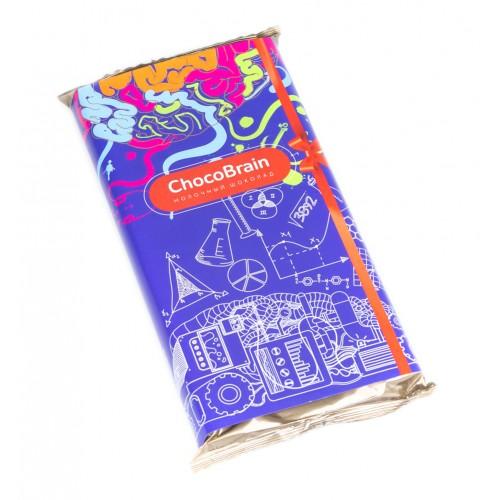 Молочный шоколад ChocoBrain